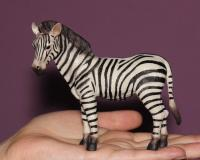 CollectA 88032 - Zebra stepowa klacz