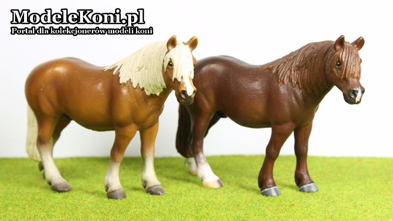 Schleich OF vs. CM